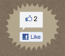 Facebook Like button on ror-threads.com
